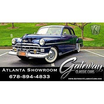 1950 Chrysler Windsor for sale 101106592