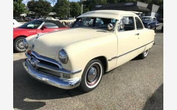 1950 Ford Custom Deluxe for sale 101185619