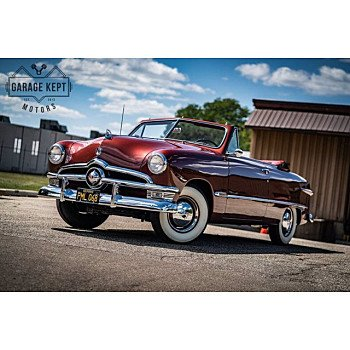 1950 Ford Custom for sale 101500978