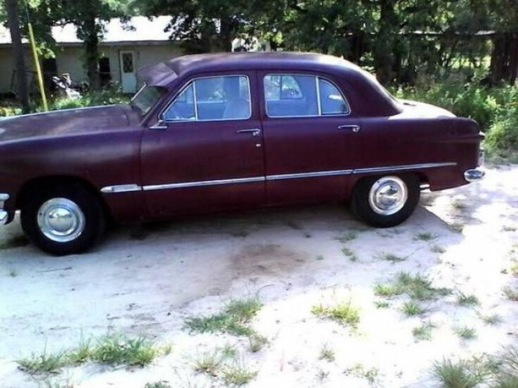 1950 Ford Custom for sale 101550196
