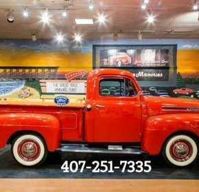 1950 Ford F1 for sale 101066380