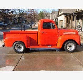 1950 Ford F1 for sale 101374936