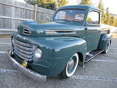 1950 Ford F1 for sale 101444279