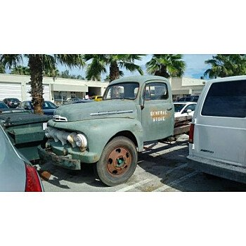 1950 Ford F3 for sale 100997668