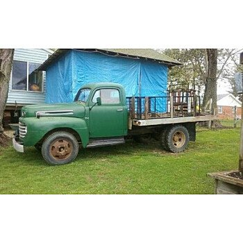1950 Ford F4 for sale 100823432