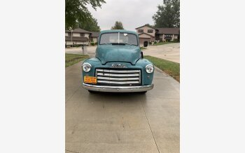 1950 GMC Pickup for sale 101628761