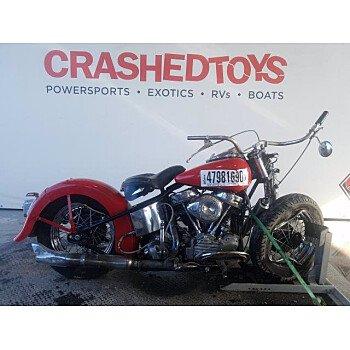 1950 Harley-Davidson FL for sale 200984900