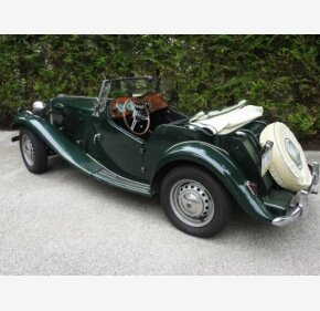1950 MG MG-TD for sale 101187678
