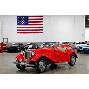 1950 MG MG-TD for sale 101241338