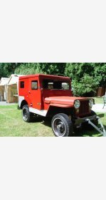 1950 Willys CJ-3A for sale 101054723