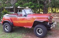 1950 Willys Jeepster Phaeton for sale 101236768
