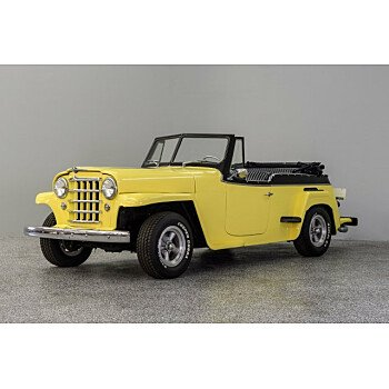 1950 Willys Jeepster for sale 101195459
