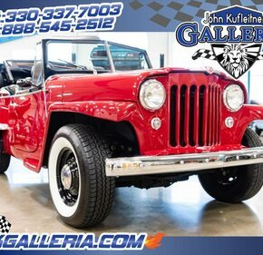 1950 Willys Jeepster for sale 101222801