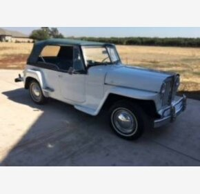 1950 Willys Jeepster for sale 101266261