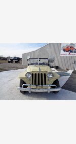 1950 Willys Jeepster for sale 101288103