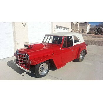 1950 Willys Jeepster for sale 101288256