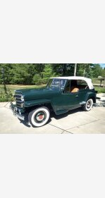 1950 Willys Jeepster for sale 101407177
