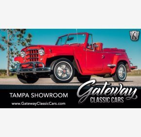 1950 Willys Jeepster for sale 101414422