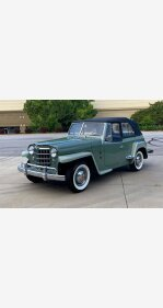 1950 Willys Jeepster for sale 101423987