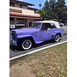 1950 Willys Jeepster for sale 101583118