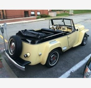 1950 Willys Jeepster for sale 101344686