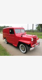 1950 Willys Station Wagon for sale 101380197