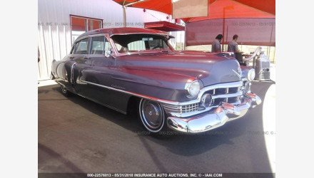 1951 Cadillac Fleetwood for sale 101015025