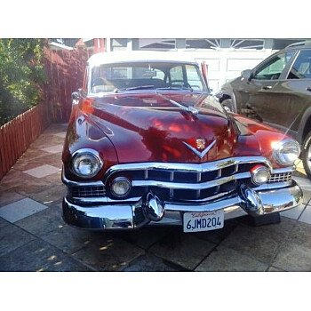 1951 Cadillac Series 62 for sale 100824137