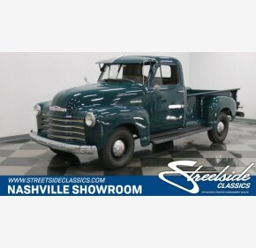 1951 Chevrolet 3100 for sale 101223509