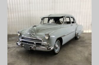 1951 Chevrolet Deluxe Classics For Sale Classics On Autotrader