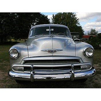 1951 Chevrolet Fleetline for sale 101280348