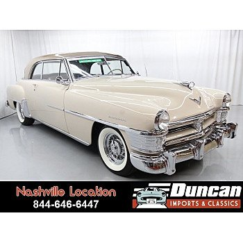 1951 Chrysler New Yorker for sale 101012788