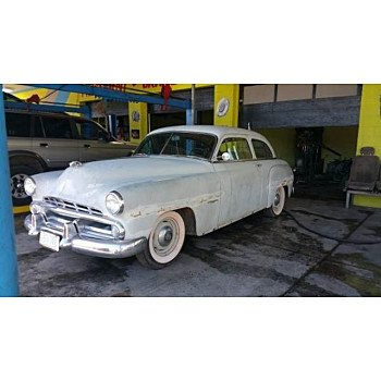 1951 Dodge Wayfarer for sale 100823887