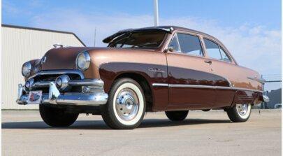 1951 Ford Crestline for sale 101187860