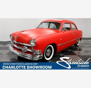 1951 Ford Custom for sale 100978197