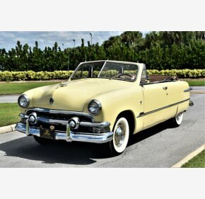1951 Ford Custom Classics for Sale - Classics on Autotrader