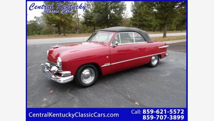 1951 Ford Custom for sale 101219976