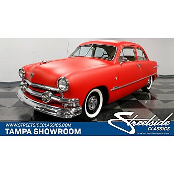 1951 Ford Custom for sale 101227129