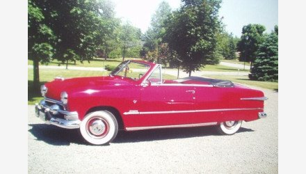 1951 Ford Custom for sale 101315902