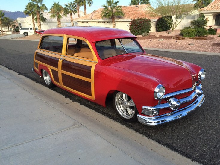 1951 Ford Custom for sale 101339136