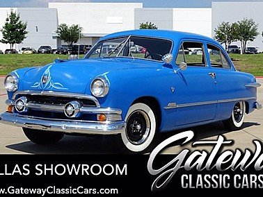 1951 Ford Custom for sale 101532298