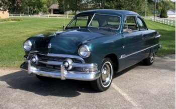 1951 Ford Custom for sale 101603763