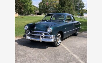1951 Ford Custom for sale 101604778