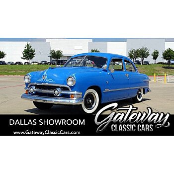 1951 Ford Custom for sale 101627526