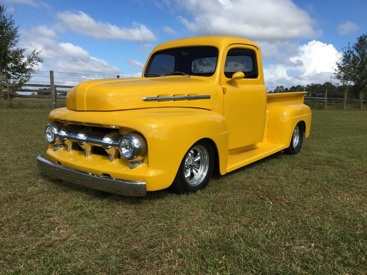 6cce838455 1951 Ford F1. Truck Car for sale in Oxford