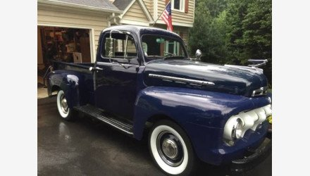 1951 Ford F1 for sale 101073362