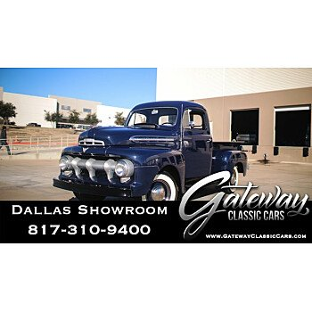 1951 Ford F1 for sale 101238082