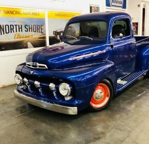 1951 Ford F1 for sale 101309202