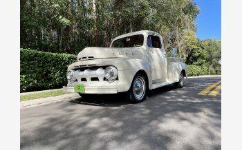 1951 Ford F1 for sale 101435347