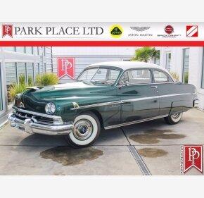 1951 Lincoln Lido for sale 101404458